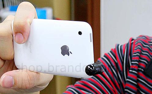 Brando Lancia Il Mini Microfono Esterno Per Iphone Ispazio