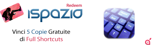 ispazio_redeem_full_shortcuts