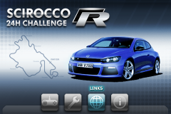 VW Scirocco R 24h Challenge Screenshot 1