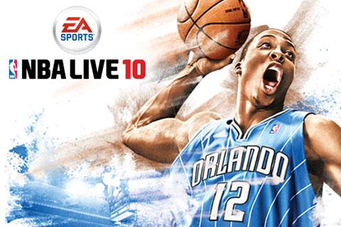 NBA Live 10 electronic arts iphone ispazio