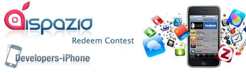 ispazio-redeem-contest1 copia