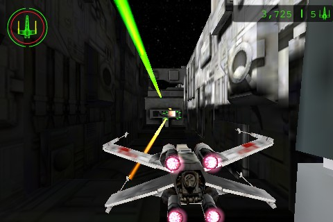 Star wars: trench run disponibile in appstore! [video]