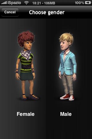 Bobba bar crea il tuo personaggio e chatta con le altre for Crea il tuo avatar arreda le tue stanze
