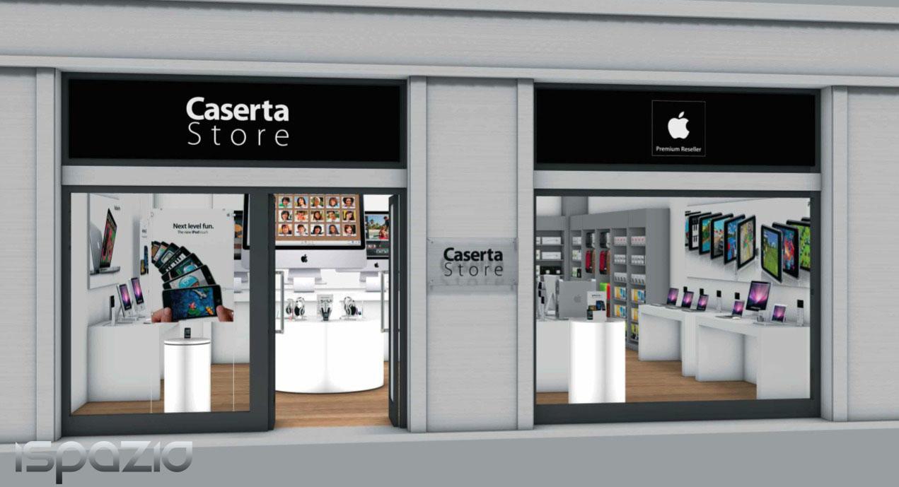 Caserta store e domenica 6 dicembre la data di for Apple store campania
