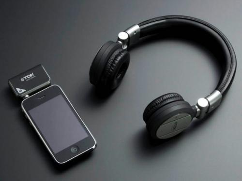 Tecnologia kleer, che ci permetteranno di ascoltare la musica senza