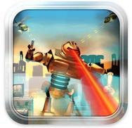Robot Rampage: Distruggiamo le città controllando un Robot gigante   AppStore [Video]