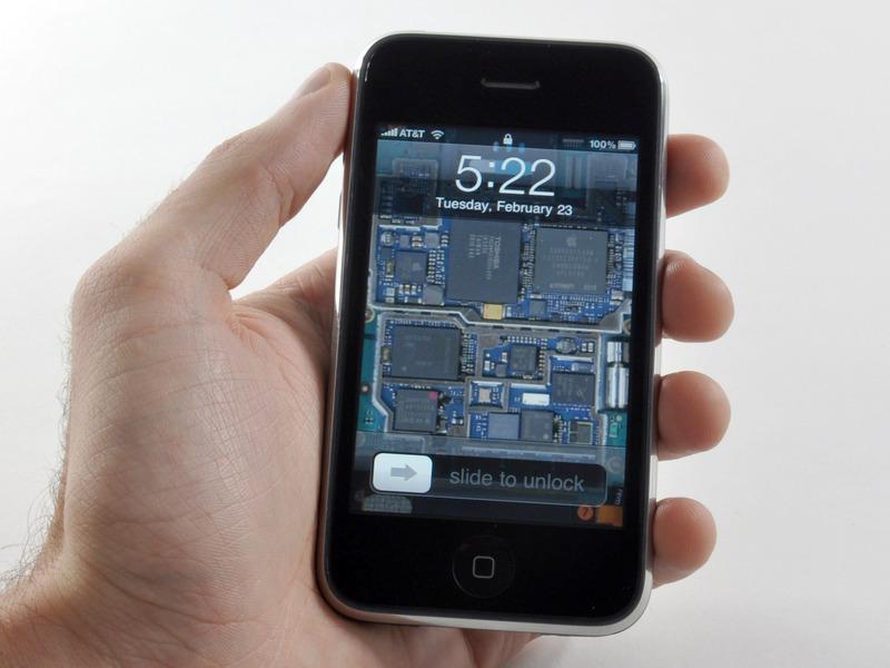 L 39 interno dell 39 iphone come sfondo della lockscreen ispazio - Come sistemare l interno dell armadio ...