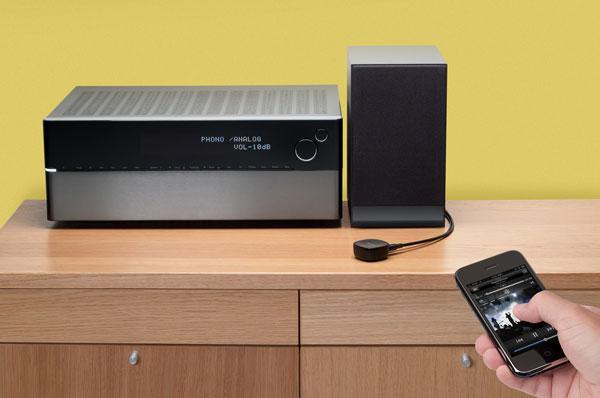 Bluetooth music receiver ascolta la musica del tuo iphone for Stereo casa