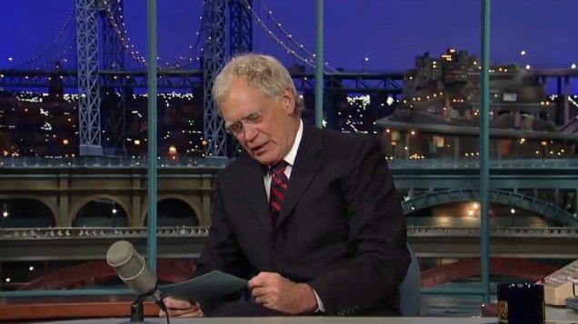 Al David Letterman's Show scopriamo come riconoscere un ...