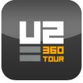 U2 Tour Guide si aggiorna alla versione 2.5