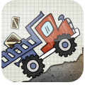 Doodle Truck: sfreccia per consegnare i pacchi senza farli cadere!