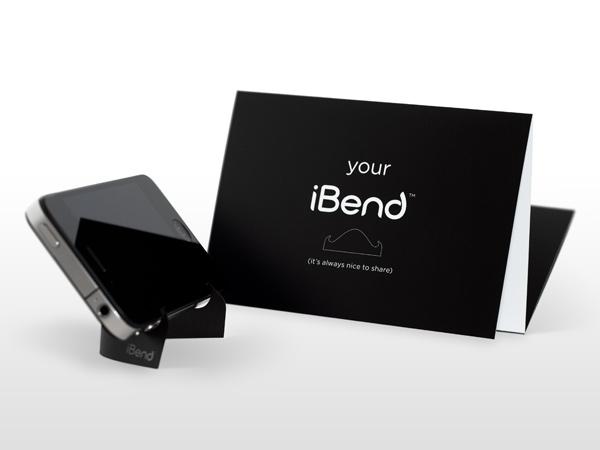 iBend: gli Stand più piccoli al mondo per iPhone e iPod Touch in una videorecensione