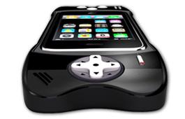 GameBone, il controller fisico per i giochi su iPhone ed iPod, è stato quasi del tutto ultimato!