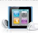 Apple presenta la nuova generazione di iPod Touch. Retina Display, FaceTime, processore A4 e molto altro!