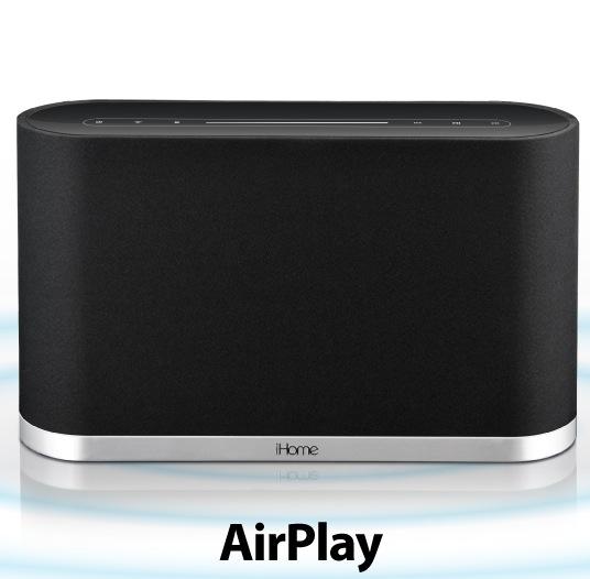 AirPlay: Un nuovo sistema audio, per riprodurre la musica in wireless per tutta la casa, grazie alla nuova funzione del Firmware 4.2