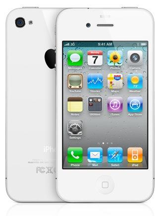 L'iPhone 4 bianco arriverà prima di Natale. Parola di Steve Jobs?