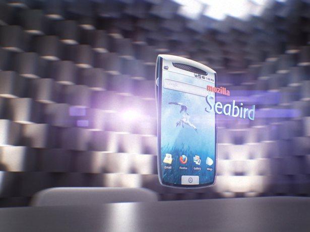 SeaBird: Il Telefono secondo Mozilla