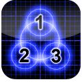Glow Burst: un gioco matematico a tempo per iPhone e iPod Touch! | App Store