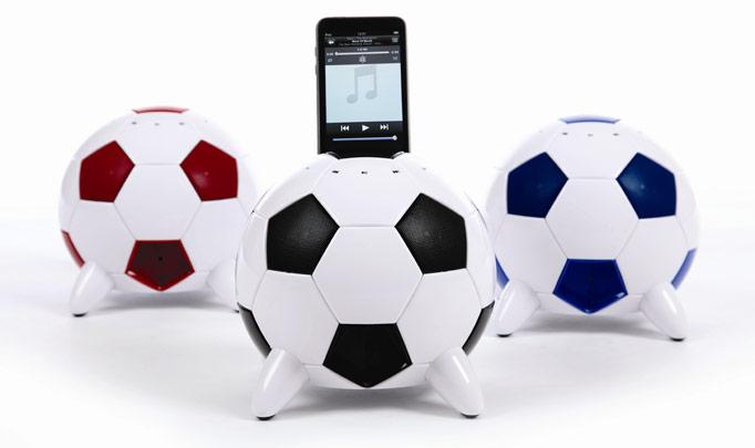 mi-football: uno speaker per iPhone per tutti gli appassionati di calcio!