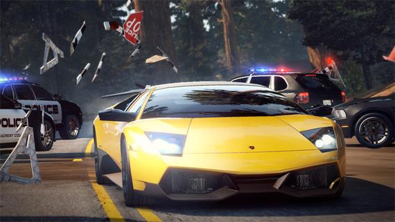 Need For Speed: Hot Pursuit, il nuovo gioco di auto di Electronic Arts arriverà a breve sui nostri iPhone!