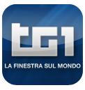 L'applicazione ufficiale del TG1 è disponibile in AppStore