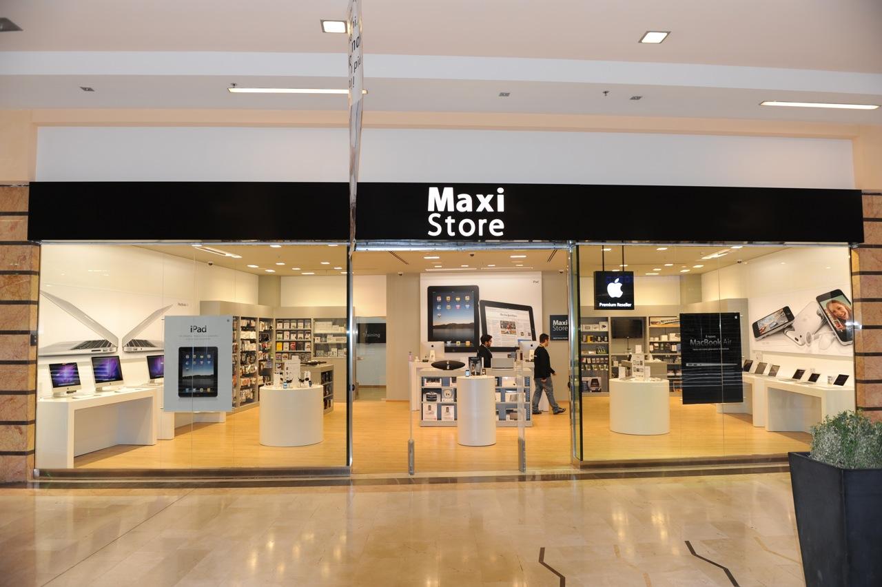 official photos 9c63a a0b09 Maxi Store: Il nuovo Apple Premium Reseller di Salerno. Ecco ...