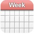 Week Calendar: un calendario settimanale ben organizzato per il vostro iPhone | QuickApp