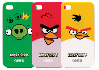 In arrivo le custodie di Angry Birds!