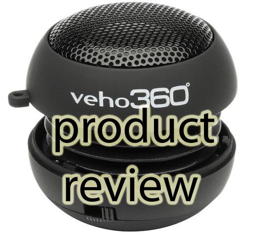 Veho 360: uno speaker portatile tanto piccolo quanto potente | Product Review