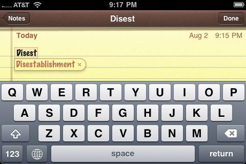 Guida: Come ripristinare il dizionario tastiera del nostro iPhone