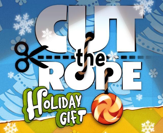 Cut The Rope: Holiday Gift: In arrivo la versione natalizia di Cut The Rope!