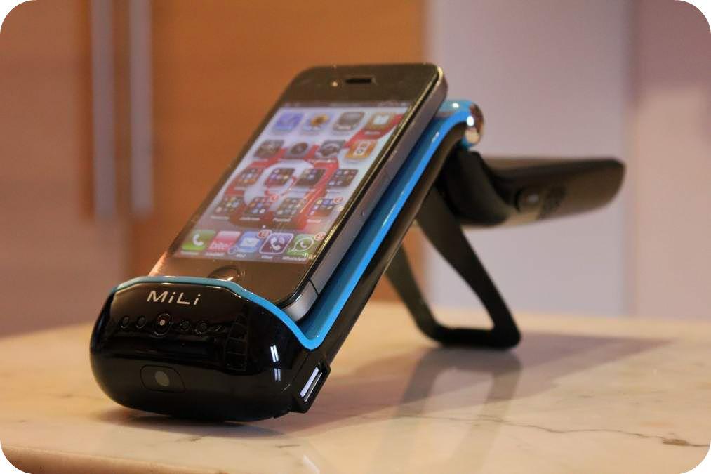 Ecco il Mili Pico Power Projector: un proiettore tascabile davvero molto versatile | iSpazio HD