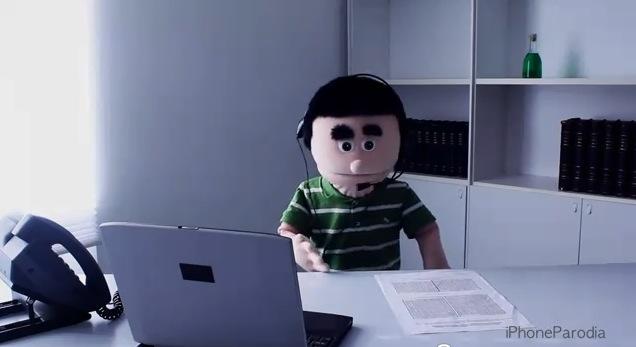 Buried Puppets: L'iPhone 4 perduto – Ecco il secondo episodio che completa la parodia