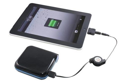 Una batteria esterna da 11000mAh per iPhone, iPod Touch ed iPad!