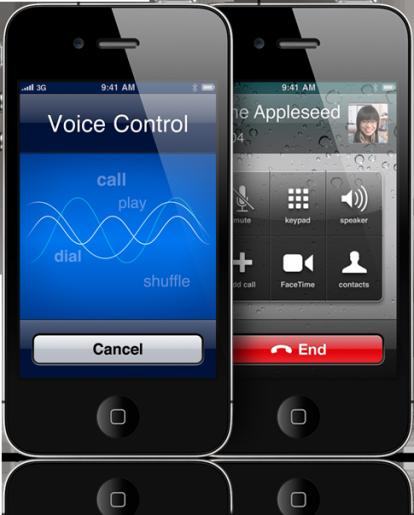 Apple potrebbe integrare un sistema simile al Google Voice Search nelle prossime versioni di iOS.