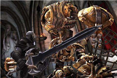 Infinity Blade finalmente disponibile al download sullo