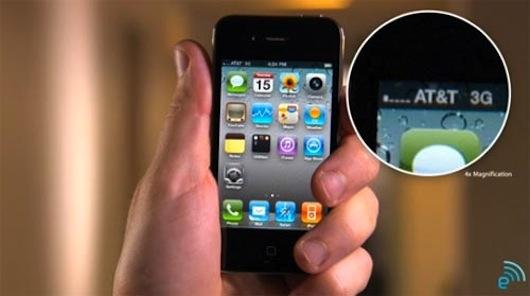 Una soluzione ai problemi dell'antenna? Apple potrebbe posizionarla dietro al logo!
