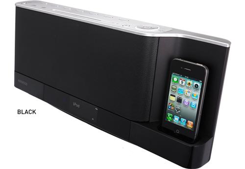 Kenwood presenta il CLX-70: un nuovo speaker-dock in grado di riprodurre un suono tridimensionale.