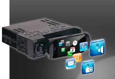 O'car di Oxygen Audio: E l'iPhone diventa un'autoradio