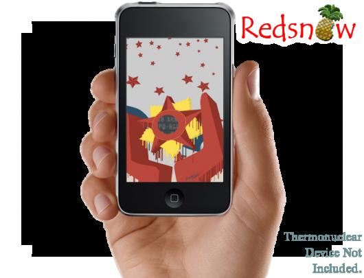 Il DevTeam rilascia Redsn0w RC10 per il Jailbreak Untethered dell'iOS 4.3.1 per Mac e Windows – Ora con Boot Logos animati! [AGGIORNATO RC11]