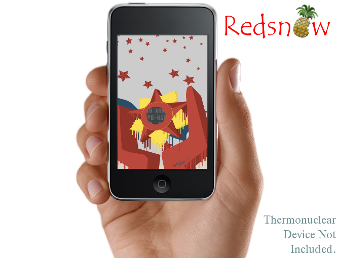 Il Dev-Team rilascia un aggiornamento di RedSn0w che introduce il supporto ad iOS 4.3.5