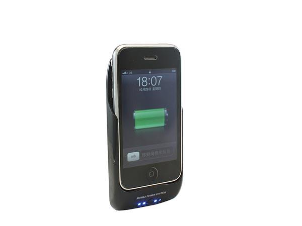 Solar Power Pack by USBfever per ricaricare l'iPhone 3G e 3GS in mobilità | Accessori