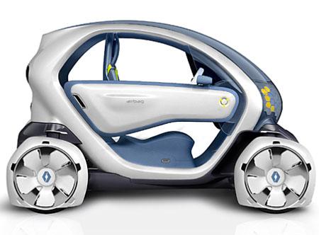 Il primo spot iAd in Europa sarà di Renault con la sua auto Twizy