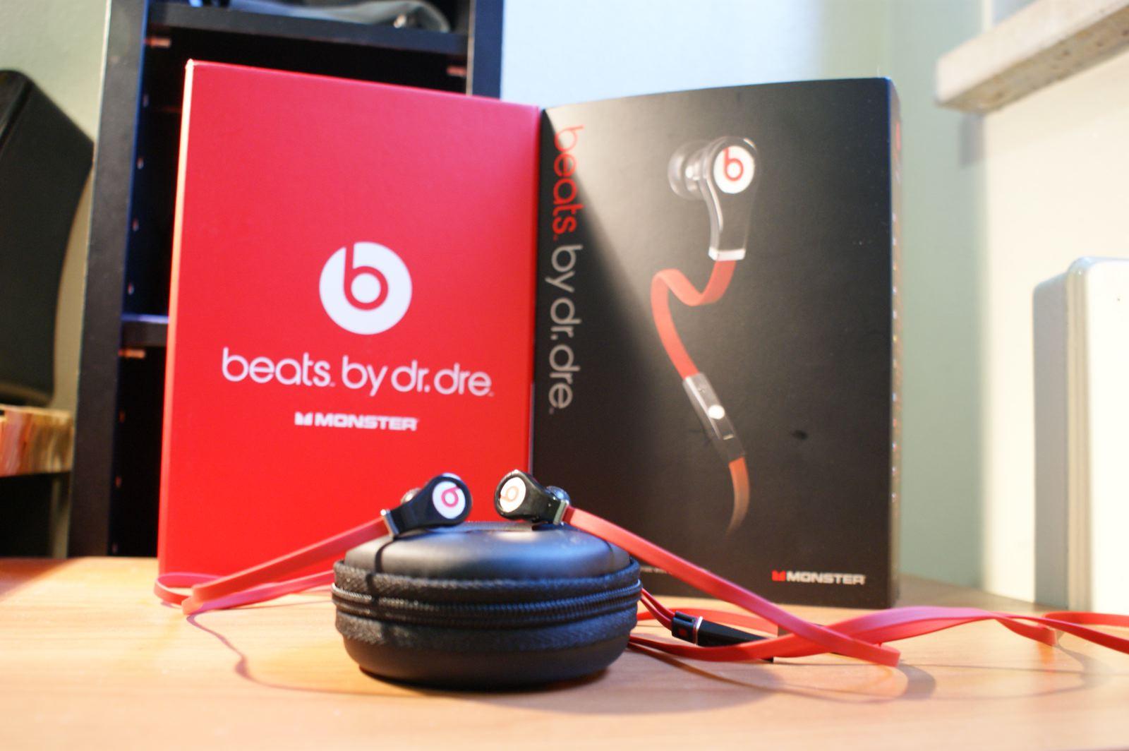 Auricolari in-ear Dr. Dre Tour by Monster, audio ad alta definizione per i nostri device   iSpazio Product Review