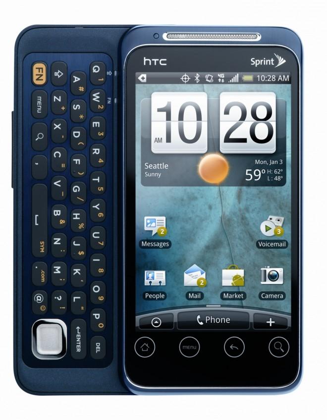 HTC EVO Shift 4G: Un nuovo terminale Android si prepara ad arrivare sul mercato [Video]