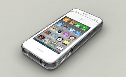 Exolife Battery Case per iPhone 4: disponibile anche la versione bianca