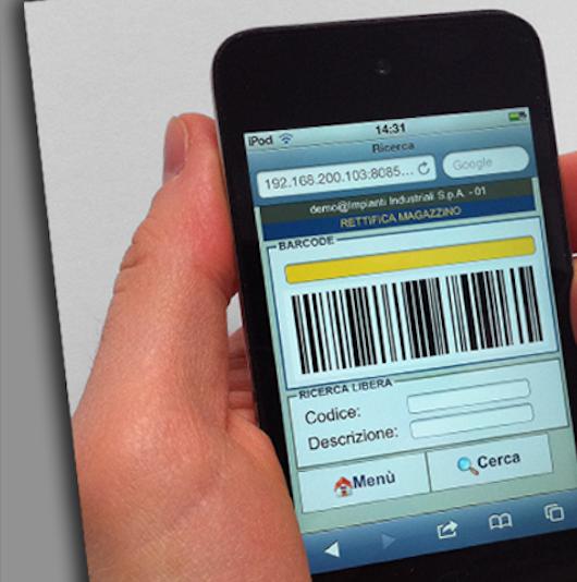 iPhone ed iPod Touch utilizzati anche per la gestione dei magazzini [Video]
