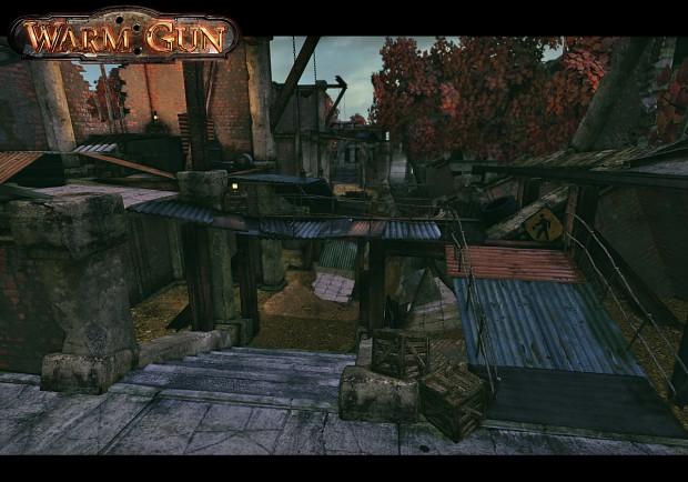 Warm Gun: un nuovo sparatutto in prima persona realizzato con l'Unreal Engine, potrebbe arrivare su iOS [Video]