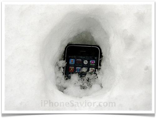 L'iPhone non funziona sotto lo zero? I Finlandesi chiedono un rimborso