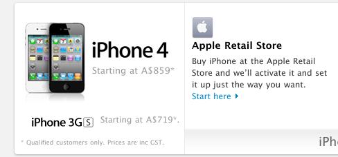 Altri iPhone 4 bianchi sono stati avvistati sul sito Apple: lancio imminente?